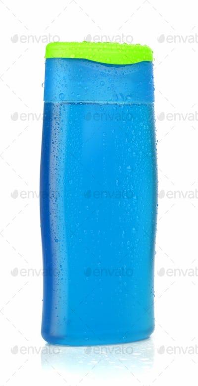 A Bottle of Shower Gel Shampoo