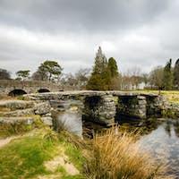 Clapper Bridge - Dartmoor
