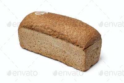 Whole loaf of spelt bread