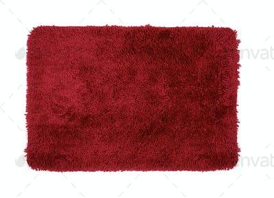 red mat