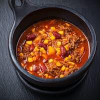 Hot chilli con carne