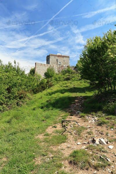 Puin Castle, Liguria, Italy