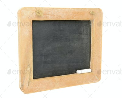 Chalkboard and Chalk