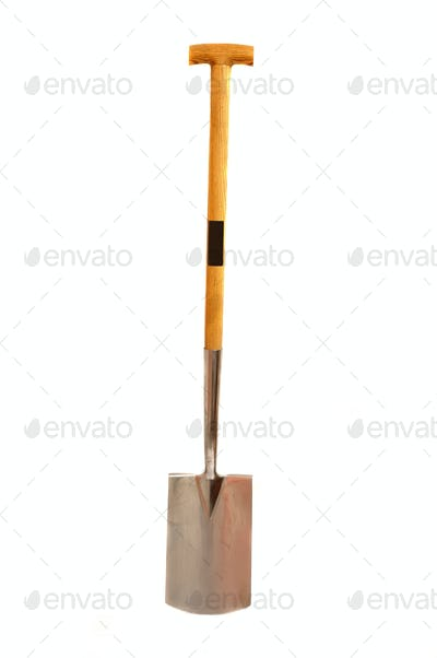 new spade isolated