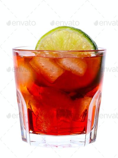 Martini Rosato Cocktail