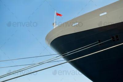 Cruise ship Queen Victoria