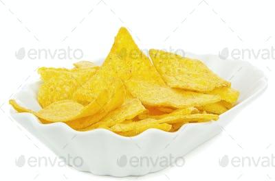 A Bowl of Tortilla Chips