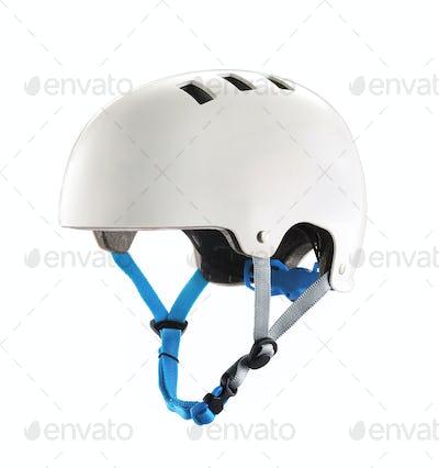 A hocket helmet isolated