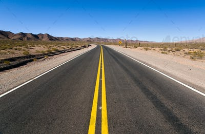 Road in northern Argentina