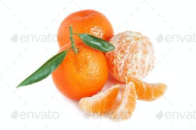 Sweet tangerines