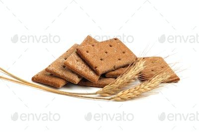 Stack of cracker