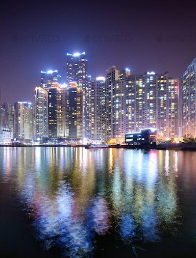Busan Cityscape