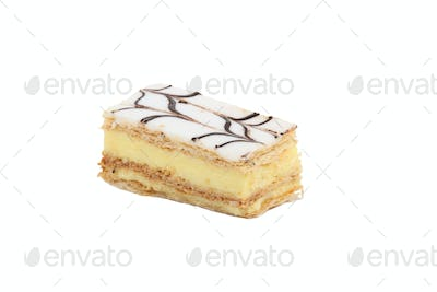 Slice of millefeuille
