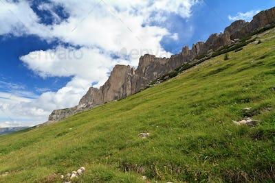 Catinaccio mountain, Italian Dolomites