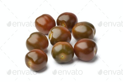 Heap of  brown tomatoes