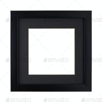 Modern Black picture frame
