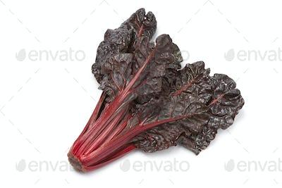Fresh red chard