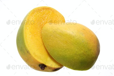 Slices of Mango