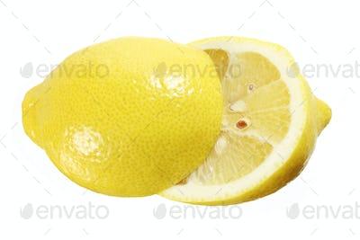Halves of Lemon