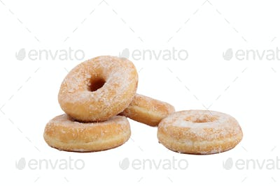 Four ring dough nuts