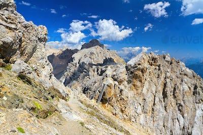 Dolomiti - Costabella mount