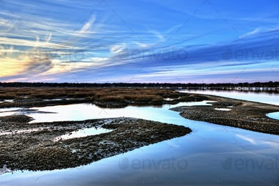 oyster beds and harbor hdr