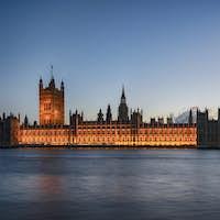 Night Time at Westminster Bridge