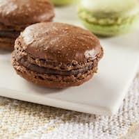 Gourmet Colored Macaroon Cookies