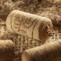 Rustic Brown Wine Corks