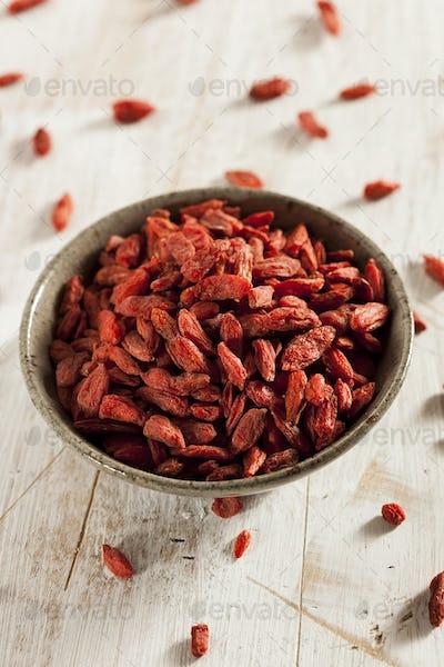 Organic Dried Goji Berries