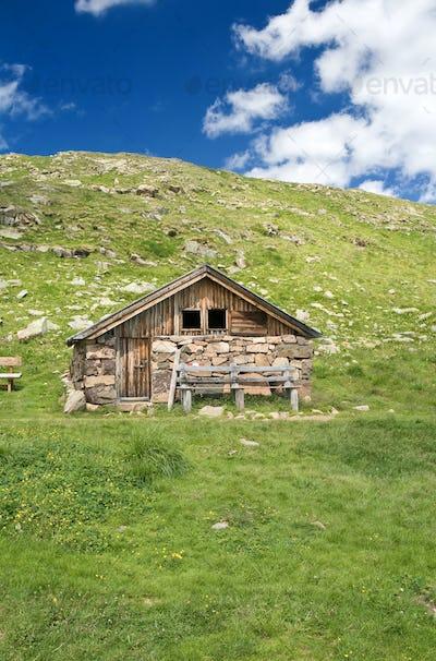alpine Baita