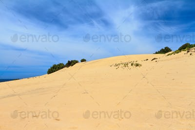 Sardinia - Dune in Piscinas