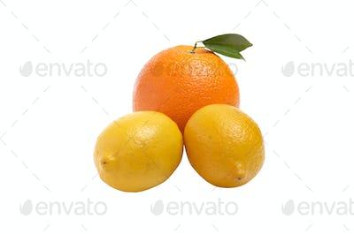 Tropical fresh fruits.