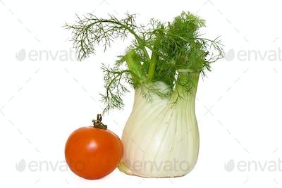 Tomato and fennel