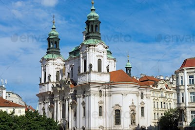 Church St. Nicolas in Prague