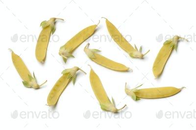Mini Yellow snow peas