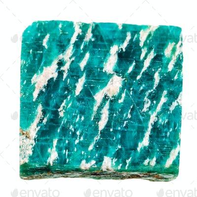 Amazonite mineral