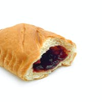 pastry with jam