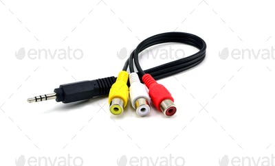 Audio Video Cable Leads