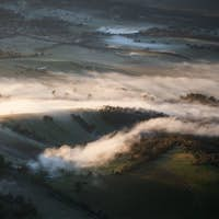 Yarra Valley Fog at Sunrise