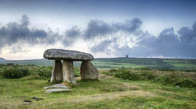 Lanyon Quoit a Neolithic Dolmen