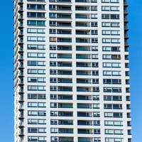 Detail of a skyscraper