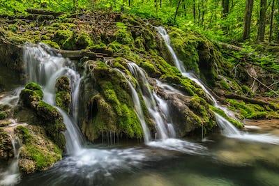 Beusnita stream