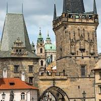 Towers in Prague