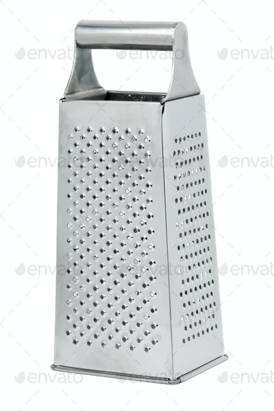 Stainless steel kitchen grater