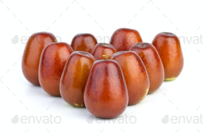 Some fresh unabi berries