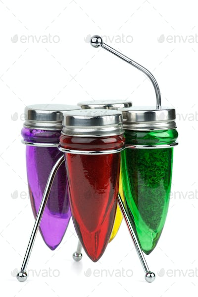 Set of shakers