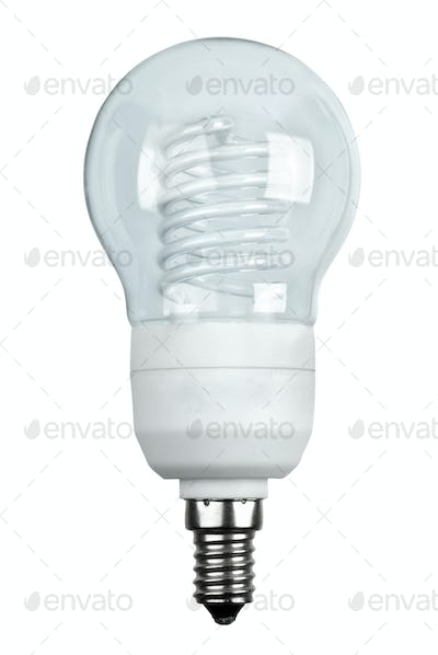 """Classic-styled"" energy-saving fluorescent lamp"