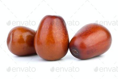 Three unabi berries