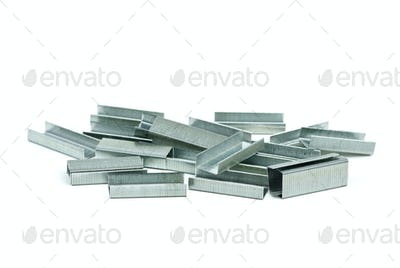 Pile of staples